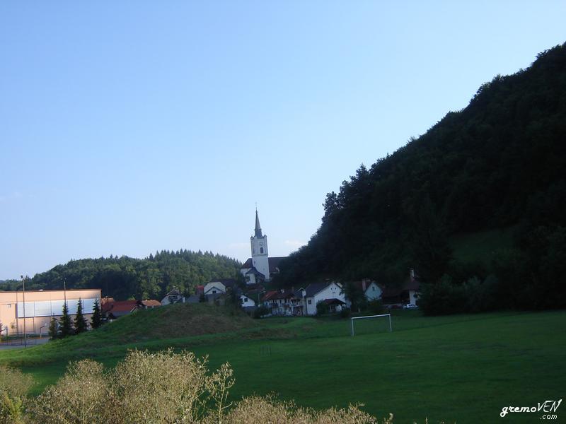 Mirna, cerkev sv. Janeza Krstnika